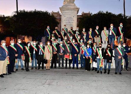 I sindaci della Città metropolitana di Reggio Calabria