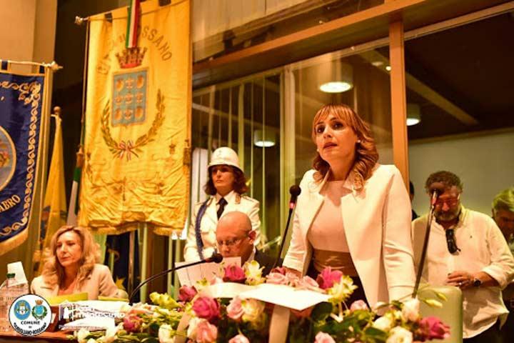 presidente consiglio comunale di Corigliano Rossano Grillo