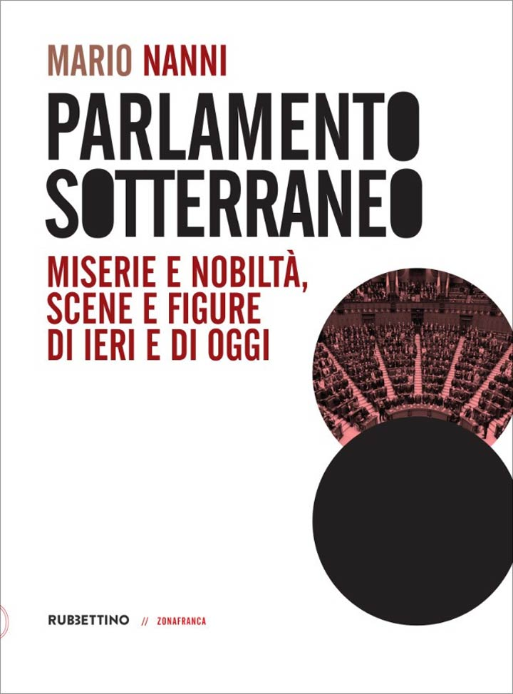 Parlamento sotterraneo, libro di Mario Nanni