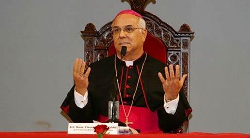 Mons. Vincenzo Bertolone