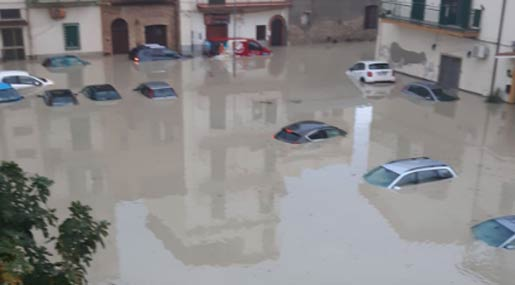 L'alluvione di Crotone