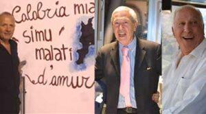 Enrico Mazzone, Salvatore Tolomeo e Vince Daniele