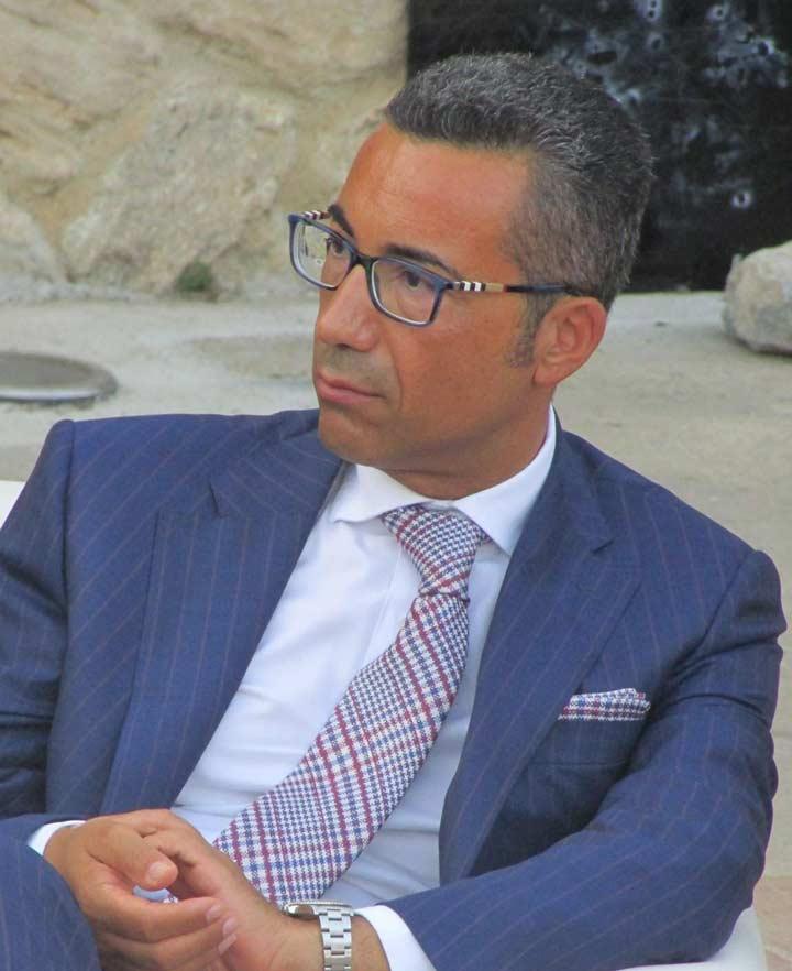 Mario Spanò presidente Confindustria Crotone