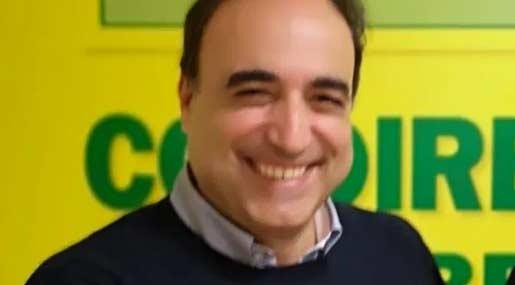 Franco Aceto presidente Coldiretti Calabria