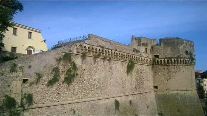 Castello-fortezza Carlo V Crotone