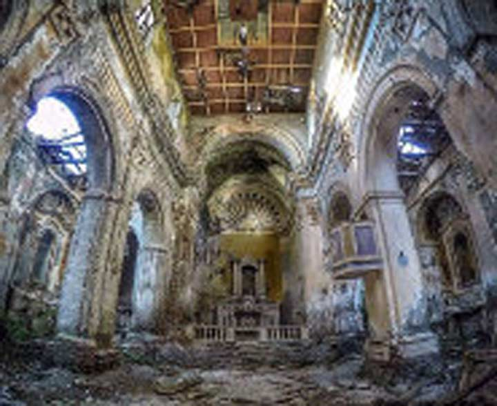 ex Chiesa di San Nicola Conflenti