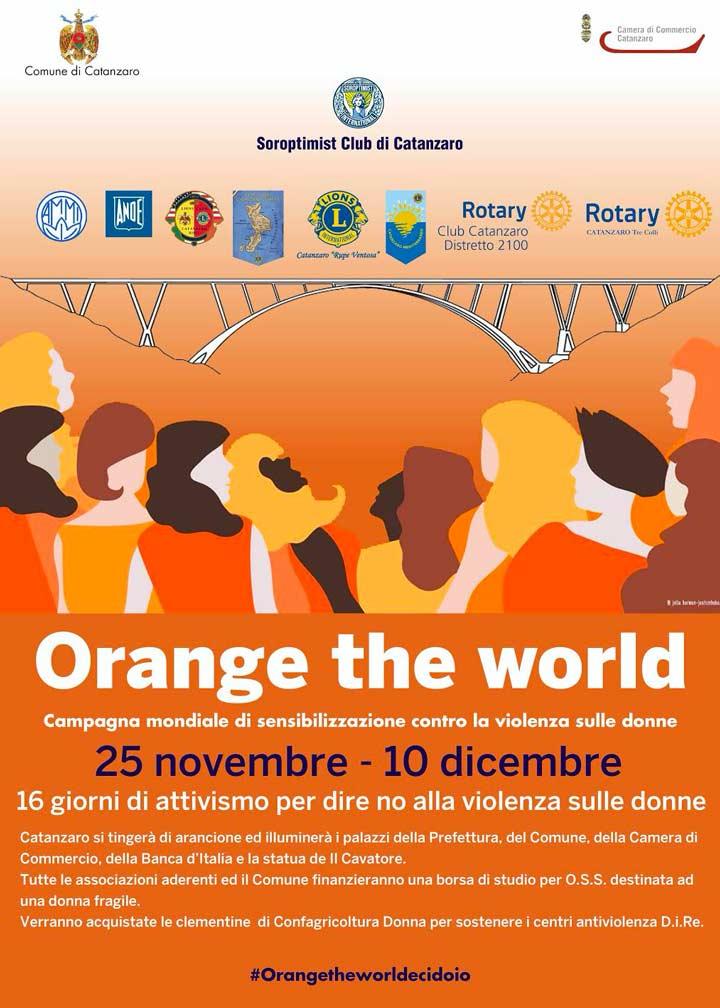 Orange the world cz