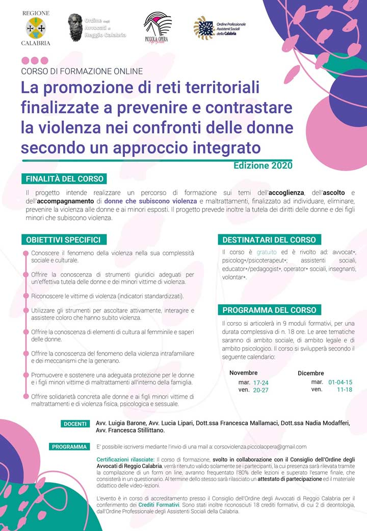 evento formativo online