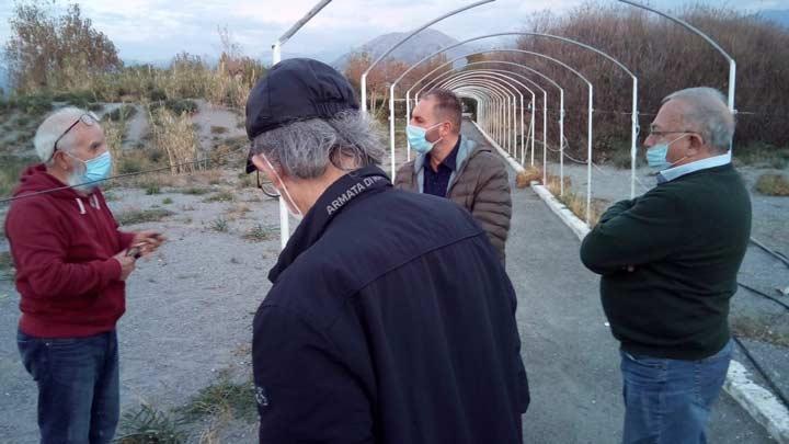 Italia Nostra incontra l'assessore comunale di Scalea Manco