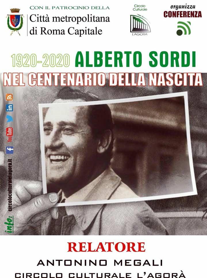 conversazione su Alberto Sordi