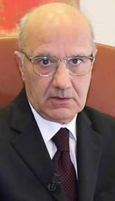 Il prof. Domenico Alvaro, nuovo preside di Medicina a La Sapienza