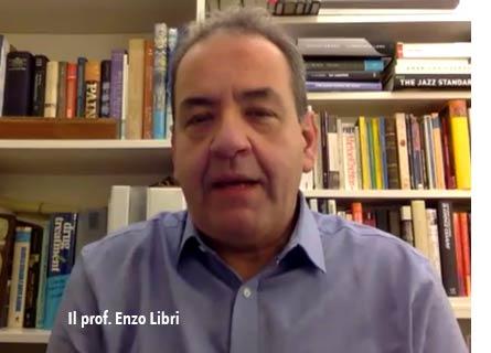 Il prof. Enzo Libri