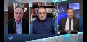 Nicola Gratteri, Antonio Nicaso e Giuseppe Mazzaferro su Telemia