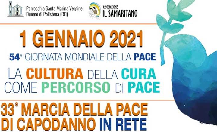 Marcia della Pace 2021