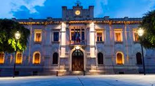 Palazzo San Giorgio se del Comune di Reggio Calabria