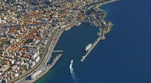Il Porto di Reggio Calabria