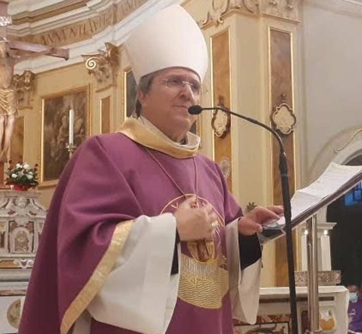 Mons. Francesco Savino vescovo di Cassano allo Ionio