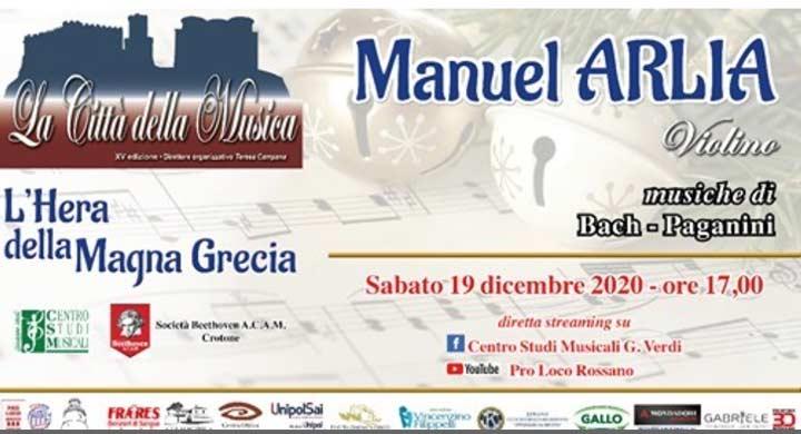 Concerto Manuel Arlia