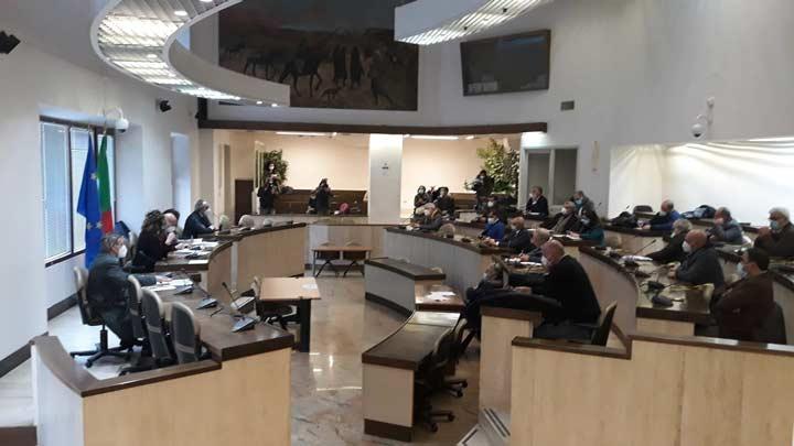 conferenza sindaci crotone