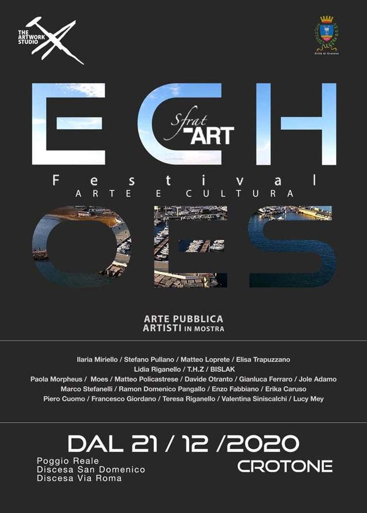 """Al via la rassegna """"Echoes Festival 2020"""""""