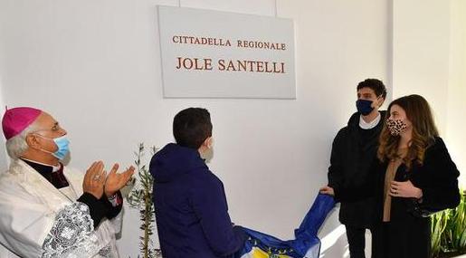 Cittadella regionale Jole Santelli