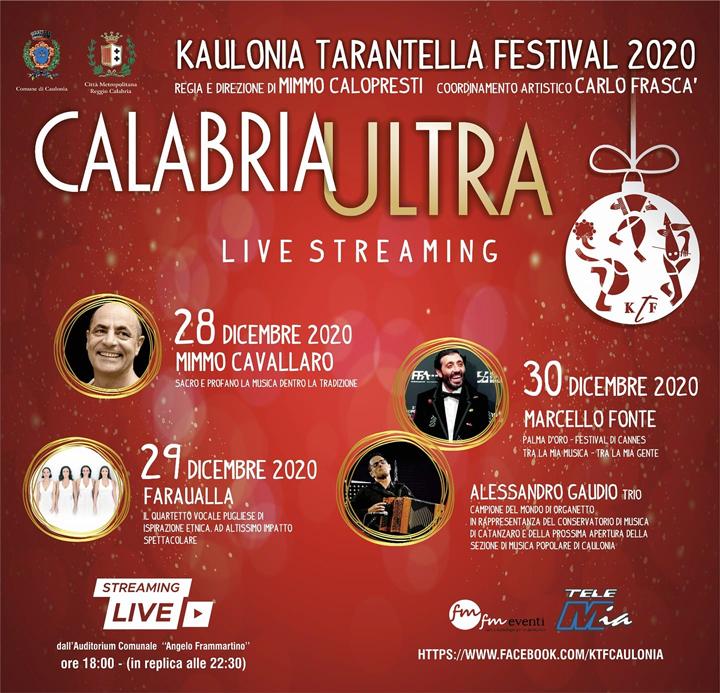 Kaulonia Tarantella Fesrival