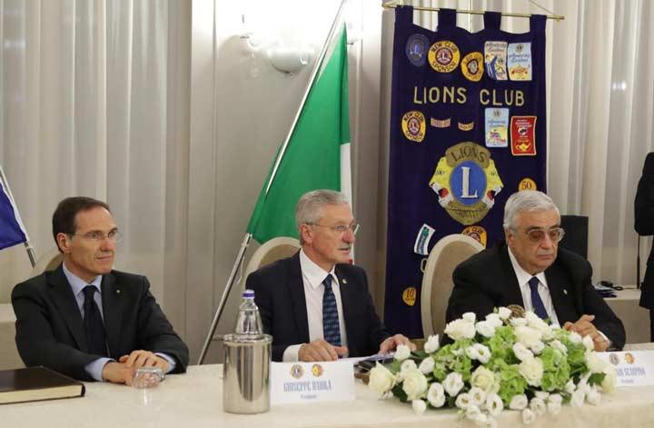 Lions Club Catanzaro Host