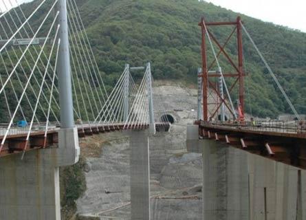Infrastrutture in Calabria