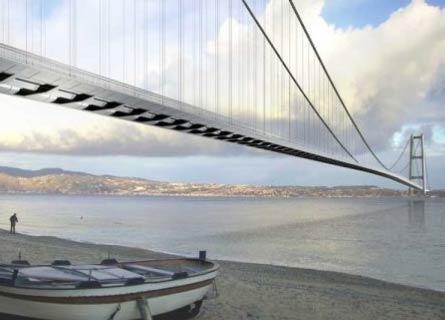 Il sogno del Ponte sullo Stretto