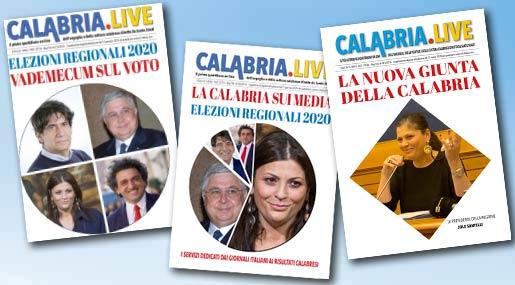 Le elezioni del 26 gennaio 2020 su Calabria.Live