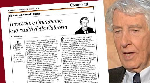 Corrado Augias su Repubblica
