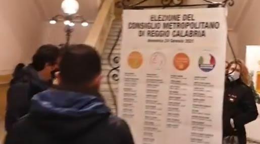 Elezioni COnsiglio metropolitano Reggio Calabria