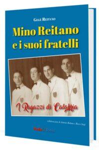 La copertina del libro Mino Reitano e i suoi fratellli