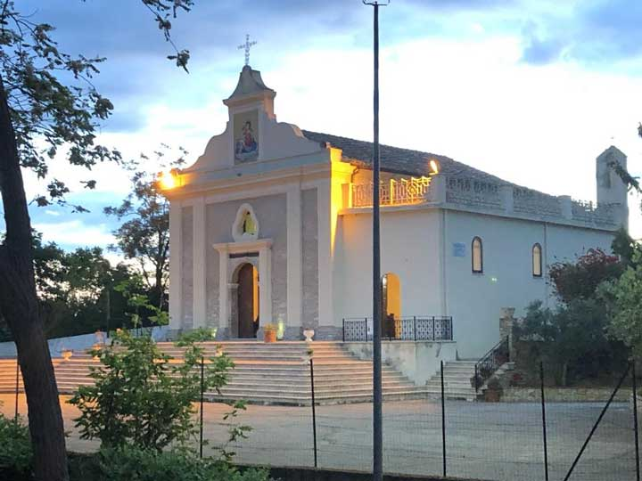 Santuario di Manipuglia