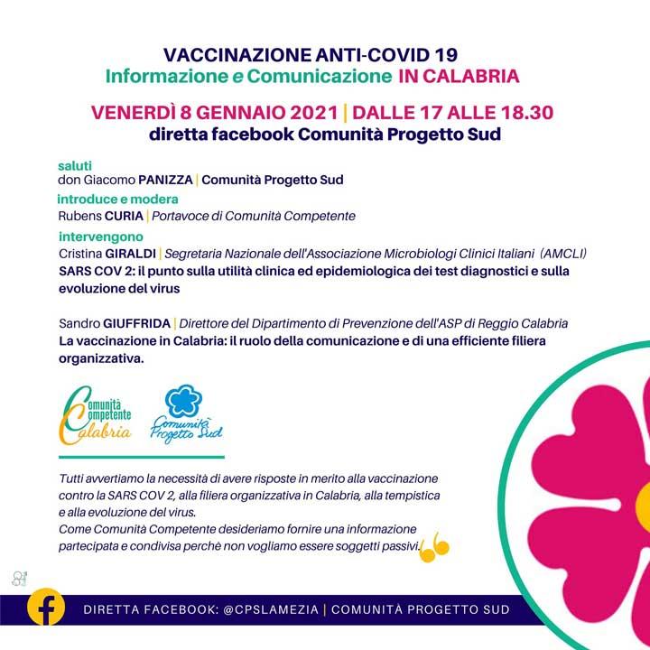 evento sui vaccini
