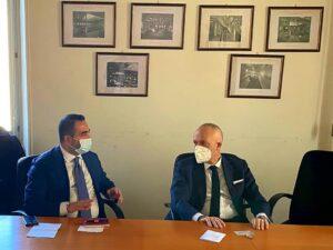 Francesco Cannizzaro e Giulio De Metrio