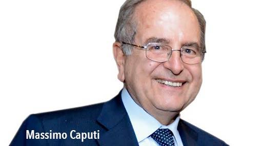 Massimo Caputi presidentr Federterme