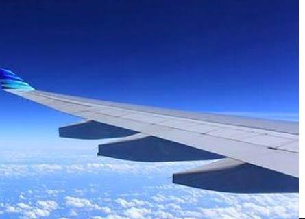 In volo verso Reggio