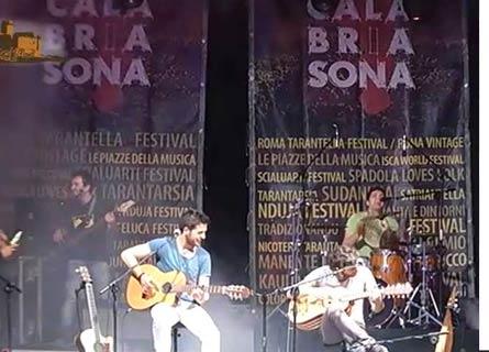 Calabria Sona in concerto