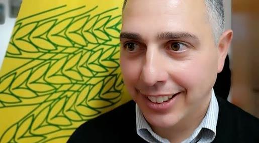 Domenico Lavorata presidente Coldiretti RC