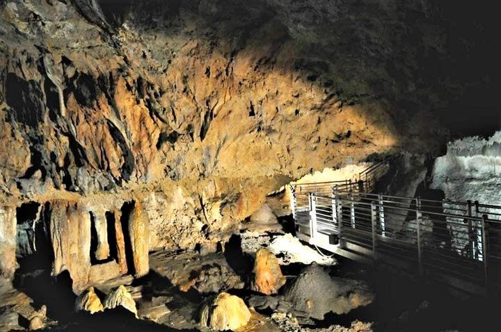 grotte di Sant'Angelo Cassano allo Ionio