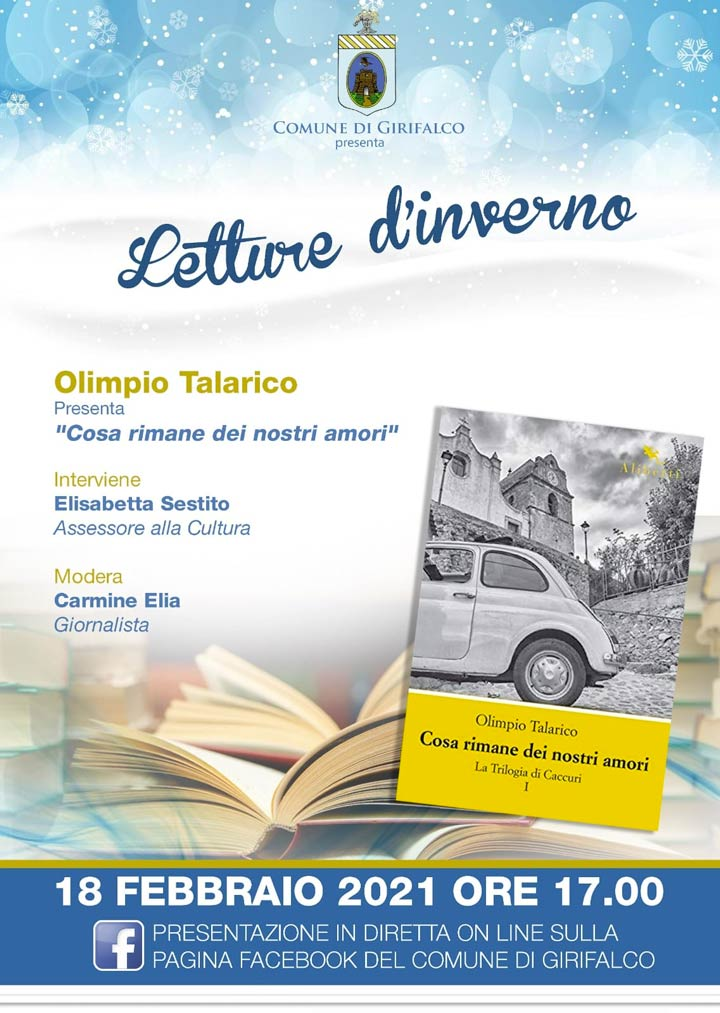 libro di Talarico