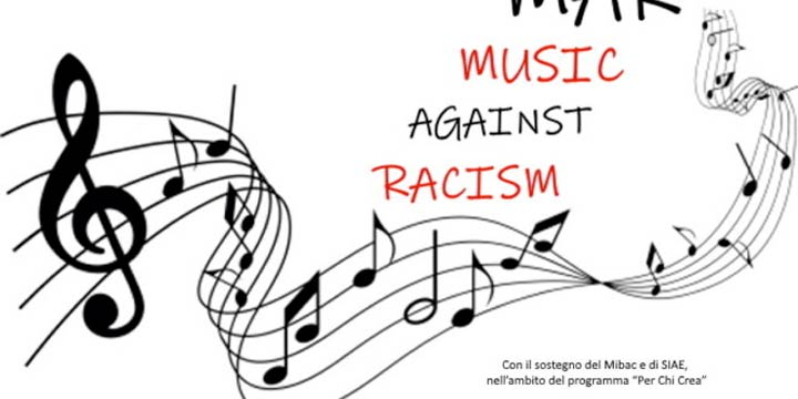 "progetto ""Music aganist racism"""