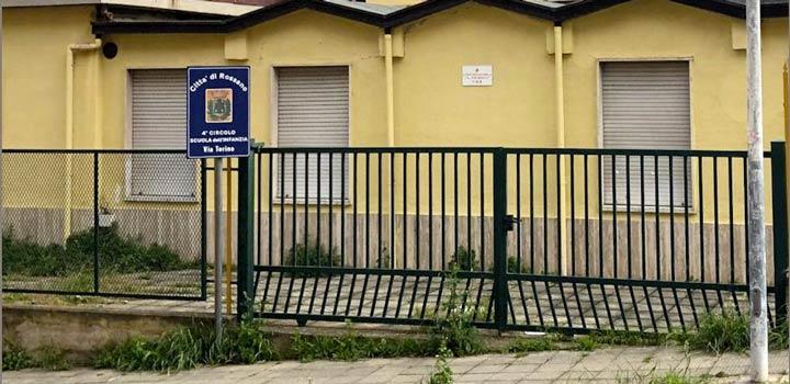 scuola infanzia Via Torino