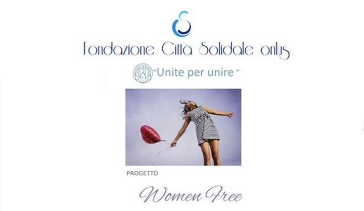 Women Free progetto