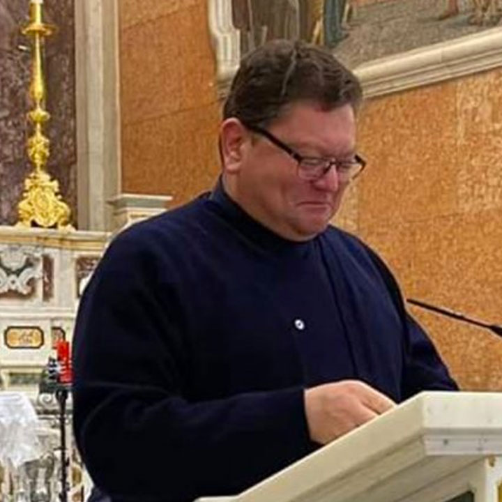 Mons. Maurizio Aloise