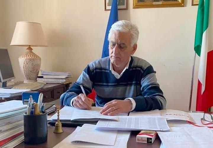 Pasquale Muccari, sindaco di Squillace