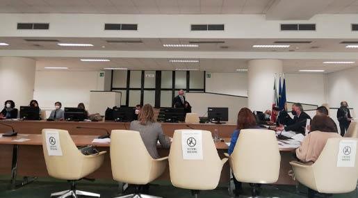 6* commissione Consiglio regionale della Calabria