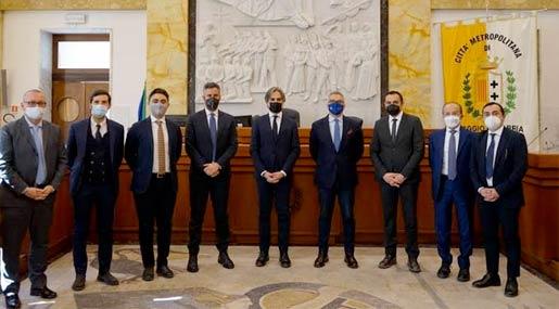 deleghe consiglieri città metropolitana
