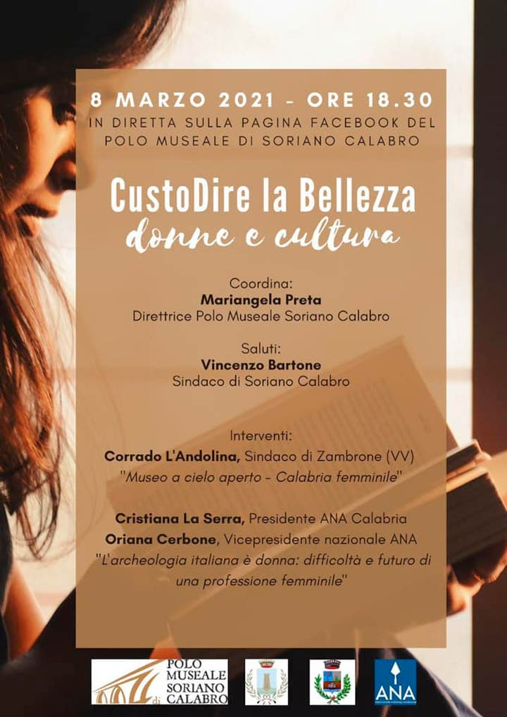 evento custodire la bellezza